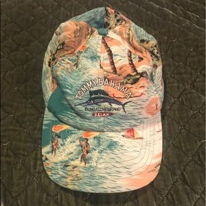 Beach ball cap